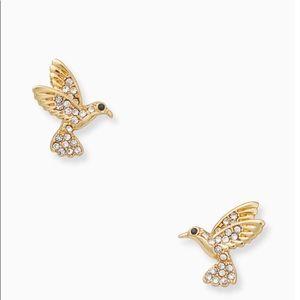 NWT! Kate Spade Hummingbird Earing
